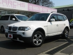 2007 AT BMW X3 ABA-PC25