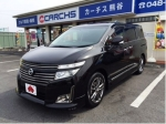 2012 AT Nissan Elgrand DBA-PE52