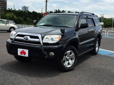 2006 AT Toyota Hilux Surf CBA-GRN215W