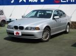 2002 AT BMW 5 Series GH-DT25