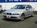 2002 AT BMW 5 Series GH-DT25