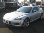 2003 AT Mazda RX-8 LA-SE3P