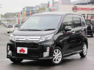 2014 CVT Daihatsu Move DBA-LA100S