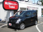 2012 CVT Suzuki Wagon R DBA-MH23S
