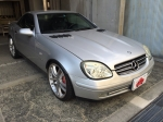 1999 AT Mercedes Benz SLK GF-170447