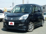 2012 CVT Suzuki Wagon R Solio DBA-MA15S