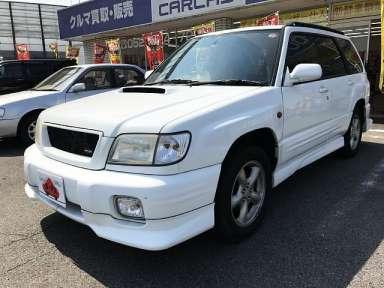 2001 AT Subaru Forester GF-SF5