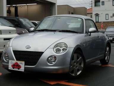 2004 AT Daihatsu Copen ABA-L880K
