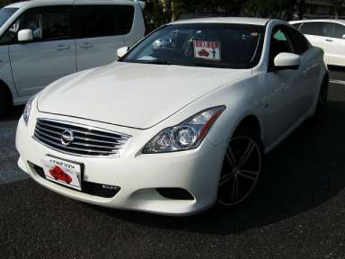 2007 AT Nissan Skyline DBA-CKV36