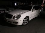 2007 AT Mercedes Benz E-Class ADC-211222