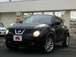 2011 AT Nissan JUKE DBA-YF15