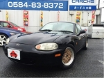 2000 MT Mazda Roadster GF-NB6C