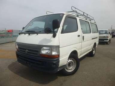 2001 AT Toyota Regiusace Van RZH112V