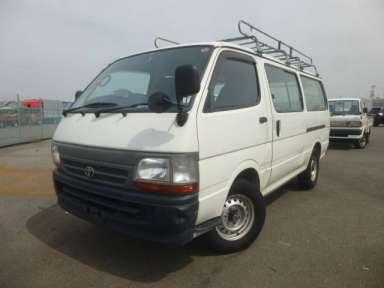 2001 MT Toyota Regiusace Van RZH112V