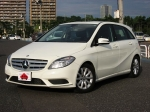 2013 AT Mercedes Benz B-Class DBA-246242