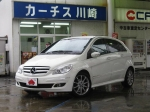 2008 AT Mercedes Benz B-Class CBA-245232