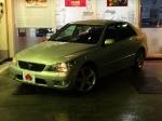 2001 MT Toyota Altezza TA-GXE10