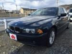 2001 AT BMW 5 Series GH-DT30