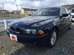 2001 AT BMW 5 Series GH-DT30