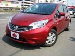 2013 AT Nissan Note DBA-E12