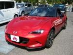 2015 MT Mazda Roadster DBA-ND5RC