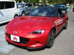 2015 MT Mazda Roadster DBA-ND5RC