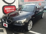 2005 AT BMW 5 Series GH-NA30
