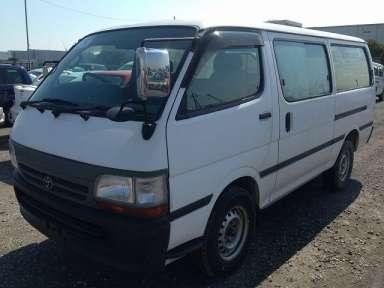 2001  Toyota Hiace Van RZH112V
