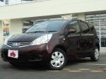 2010 CVT Nissan Note DBA-E11