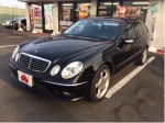 2005 AT Mercedes Benz E-Class GH-211270