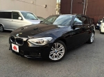 2012 AT BMW 1 Series DBA-1A16