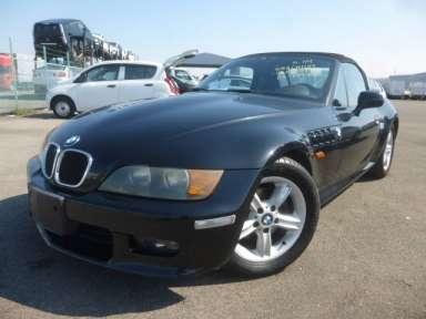 2002 MT BMW Z3 GH-CN22