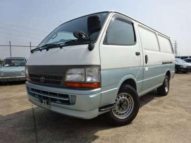 2002 AT Toyota Hiace Van RZH112V