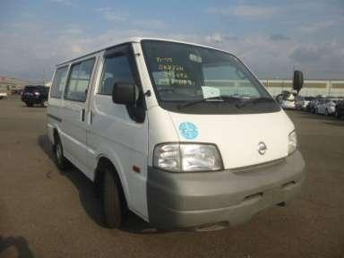 2007 MT Nissan Vanette Van SK82VN