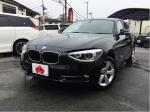 2015 AT BMW 1 Series DBA-1A16