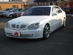 1999 AT Mercedes Benz S-Class -220175-