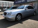 2002 AT Mercedes Benz E-Class GF-210065