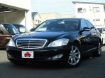2007 AT Mercedes Benz S-Class DBA-221056