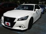 2015 AT Toyota Crown Hybrid DAA-AWS210