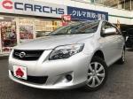 2011 AT Toyota Corolla Fielder DBA-NZE141G