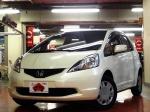 2009 CVT Honda Fit DBA-GE6