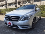 2012 AT Mercedes Benz B-Class DBA-246242