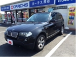 2008 AT BMW X3 ABA-PC25