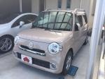 2014 CVT Daihatsu Mira Cocoa DBA-L675S
