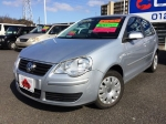 2006 AT Volkswagen Polo GH-9NBKY