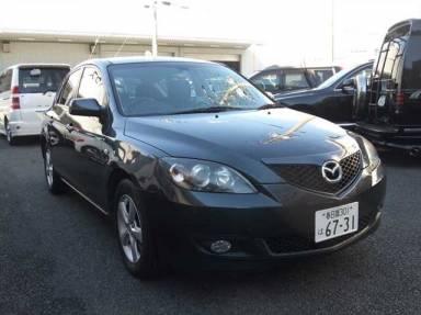2008 AT Mazda  DBA-BK5P