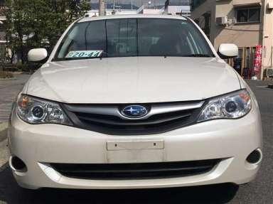 2010 AT Subaru Impreza DBA-GH2