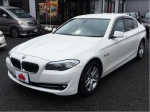 2011 AT BMW 5 Series DBA-FR30