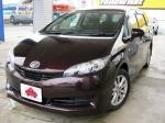 2010 CVT Toyota Wish DBA-ZGE20G