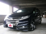 2014 CVT Honda Odyssey DBA-RC1